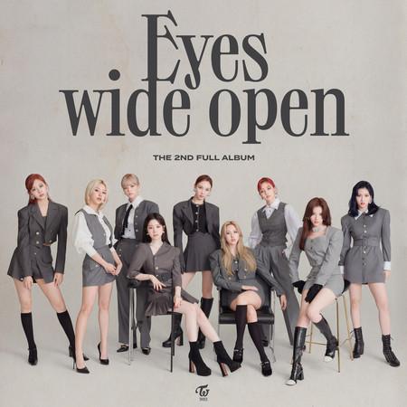 Eyes Wide Open 專輯封面
