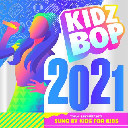 KIDZ BOP 2021 專輯封面