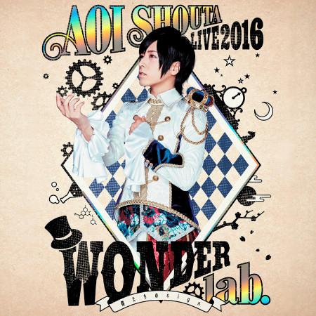 AOI SHOUTA LIVE 2016 WONDER lab.~我們的sign~(Live) 專輯封面