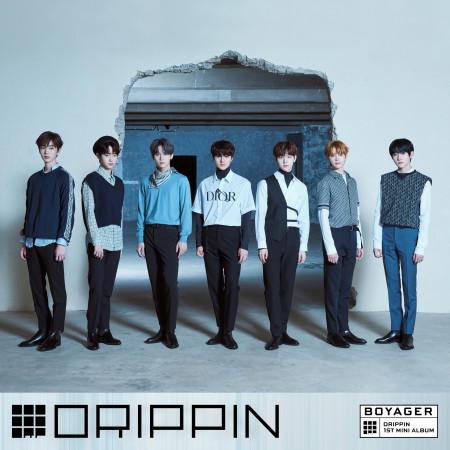 DRIPPIN 1st Mini Album [Boyager] 專輯封面