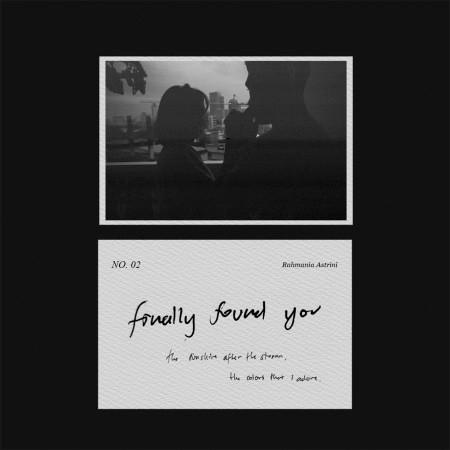 Finally Found You 專輯封面
