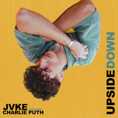 Upside Down (feat. Charlie Puth) 專輯封面