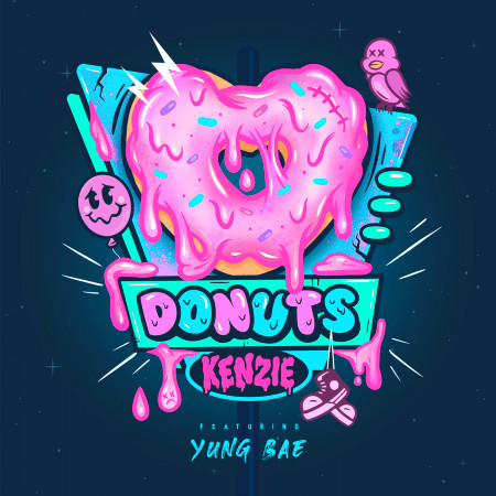 Donuts (feat. Yung Bae) 專輯封面