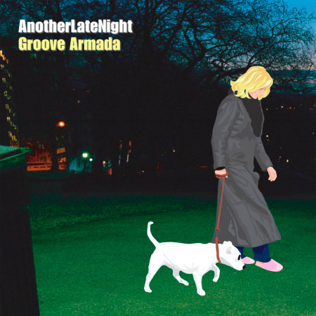 Late Night Tales: Another Late Night - Groove Armada 專輯封面