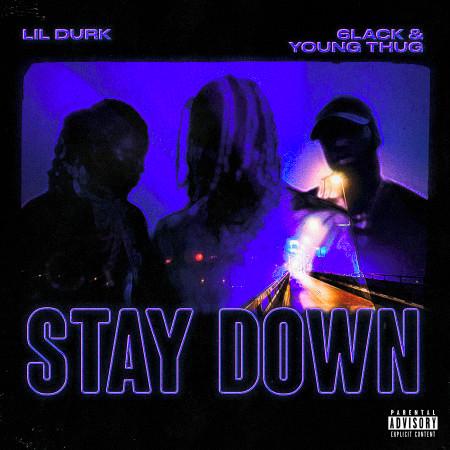 Stay Down 專輯封面