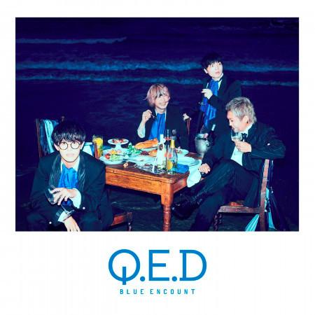 Q.E.D 專輯封面
