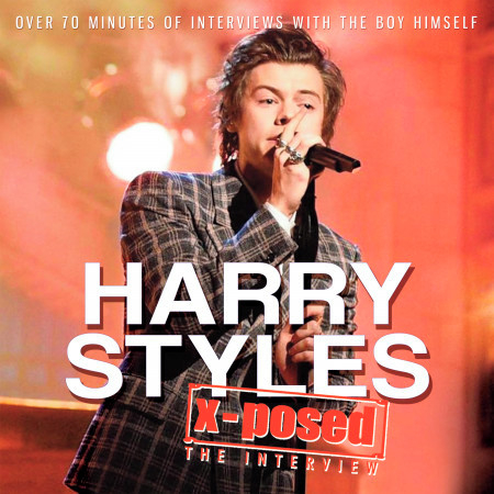 Harry Styles - X-Posed 專輯封面