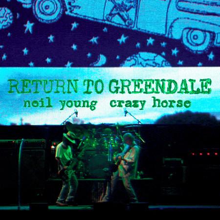 Return To Greendale (Live) 專輯封面