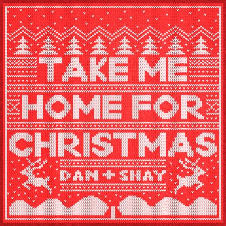 Take Me Home For Christmas 專輯封面