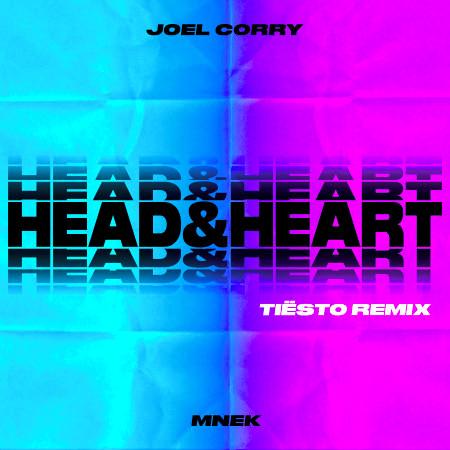 Head & Heart (feat. MNEK) (Tiësto Remix) 專輯封面