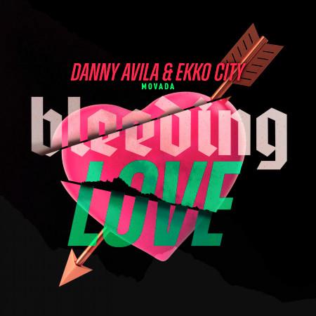 Bleeding Love (Movada Remix) 專輯封面