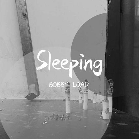 Sleeping(與你共眠) 專輯封面