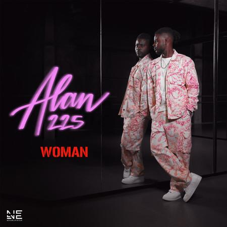 Woman 專輯封面