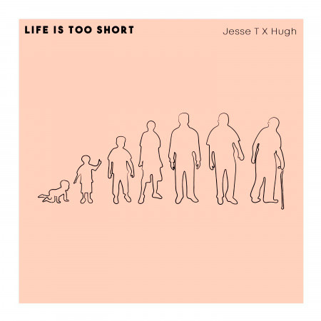 Life is too short 專輯封面