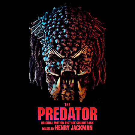 The Predator (Original Motion Picture Soundtrack) 專輯封面