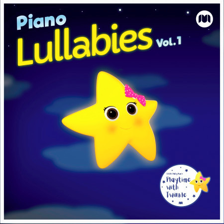 Piano Lullabies, Vol. 1 專輯封面