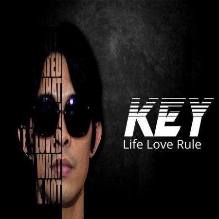 Live Love Rule 專輯封面
