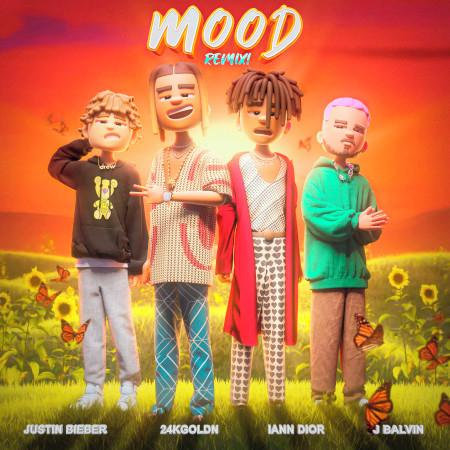Mood (Remix) 專輯封面