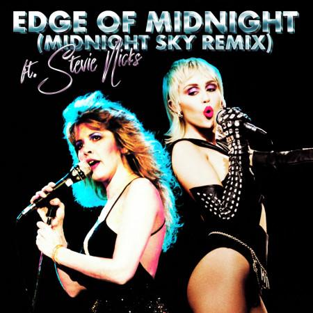 Edge of Midnight (Midnight Sky Remix) [feat.Stevie Nicks] 專輯封面