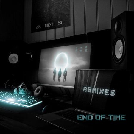 End of Time (Remixes) 專輯封面
