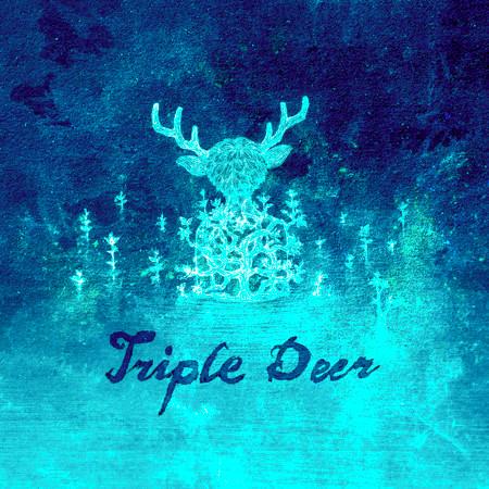 Triple Deer 同名專輯 專輯封面