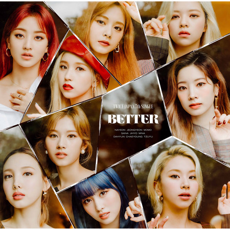 BETTER 專輯封面
