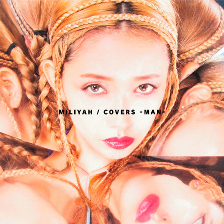COVERS -MAN- 專輯封面