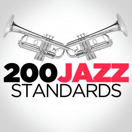 200 Jazz Standards 專輯封面