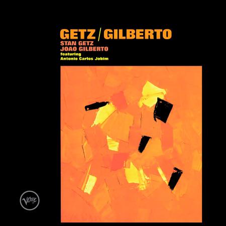 Getz/Gilberto 專輯封面