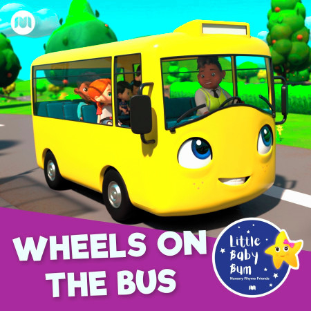 Wheels on the Bus (All Through the Town) 專輯封面