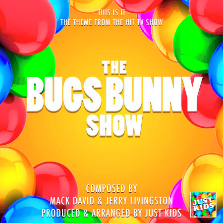 """This Is It (From """"The Bugs Bunny Show"""") 專輯封面"""
