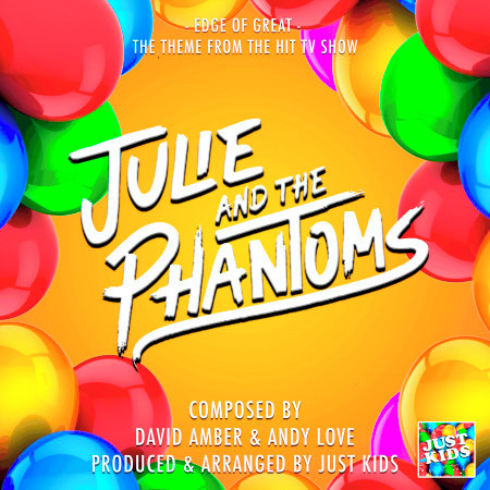 """Edge Of Great (From """"Julie And The Phantoms"""") 專輯封面"""