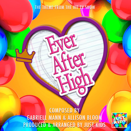 """Ever After High Main Theme (From """"Ever After High"""") 專輯封面"""