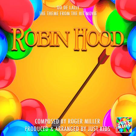 """Oo De Lally (From """"Robin Hood"""") 專輯封面"""