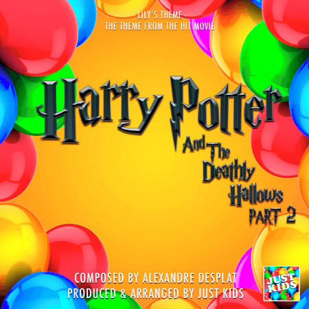 """Lily's Theme (From """"Harry Potter And The Deathly Hallows, Pt. 2"""") 專輯封面"""