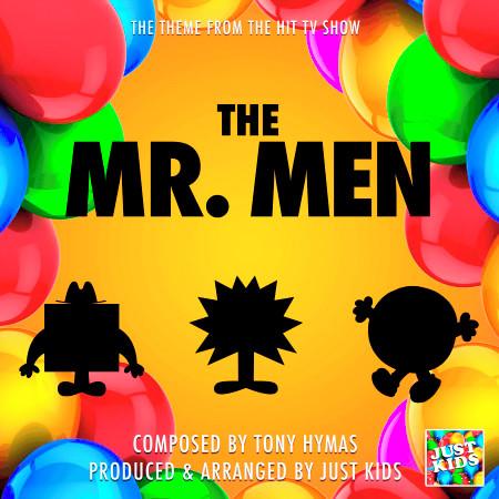 "The Mr Men Main Theme (From ""The Mr Men"") 專輯封面"