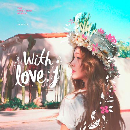With Love, J 專輯封面