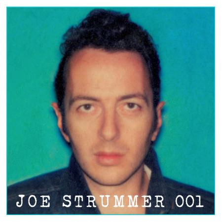 Joe Strummer 001 專輯封面