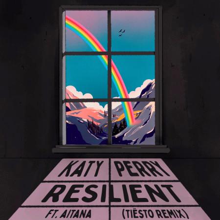 Resilient (Tiësto Remix) 專輯封面
