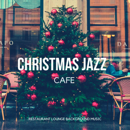 Christmas Jazz Cafe 專輯封面