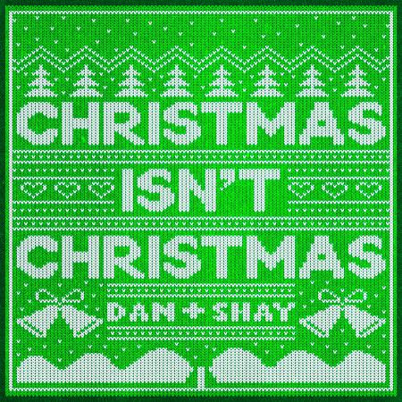 Christmas Isn't Christmas 專輯封面