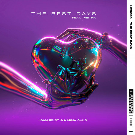 The Best Days (feat. Tabitha) 專輯封面