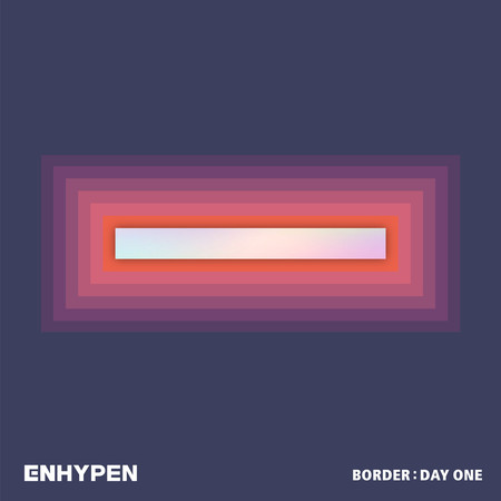 BORDER : DAY ONE 專輯封面