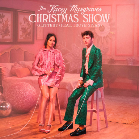 Glittery (From The Kacey Musgraves Christmas Show Soundtrack) 專輯封面