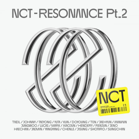 第二張正規專輯『NCT RESONANCE Pt. 2』 專輯封面