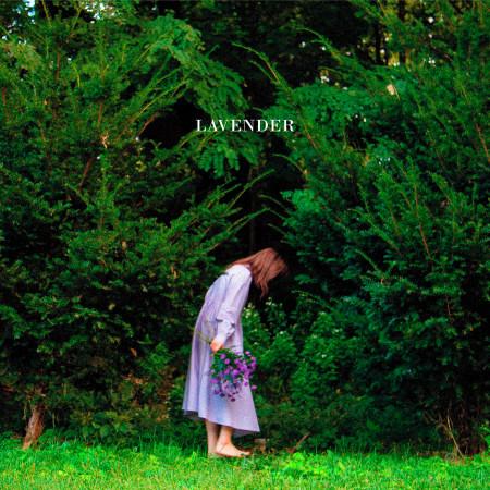 Lavender (feat. LILL) 專輯封面