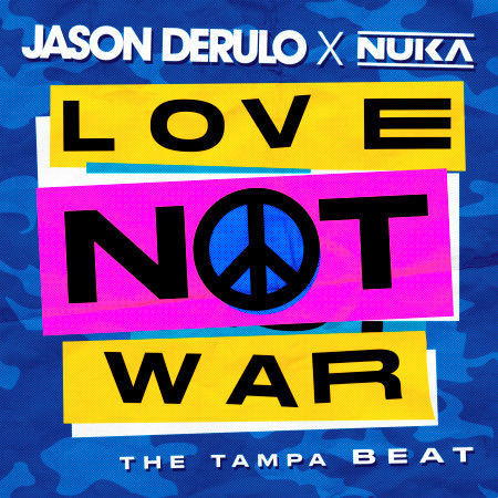 Love Not War (The Tampa Beat) 專輯封面