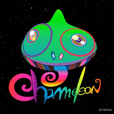 Chameleon 專輯封面