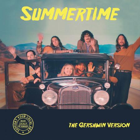 Summertime The Gershwin Version 專輯封面