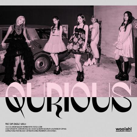 QURIOUS 專輯封面